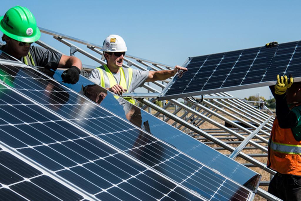 Cover image for economic benefits of solar panels By AVIVA Energy.